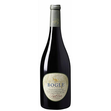 XOFFLINE+BOGLE VINEYARDS PINOT NOIR 750ML