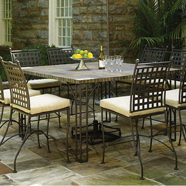 roma balcony height dining group 10pc sam 39 s club
