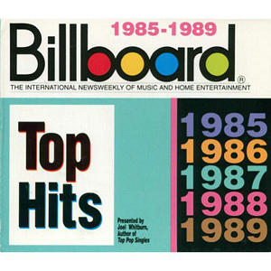 Billboard Top Hits: 1985-1989 - Box Set
