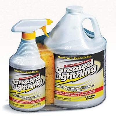 Greased Lightning Cleaner & Degreaser-32oz.&128oz.
