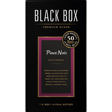 BLACK BOX 3.0 LITER PINOT NOIR