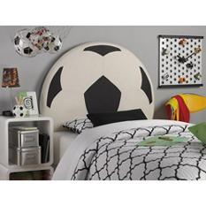 Sport Headboard, Twin Size (Choose Your Design)
