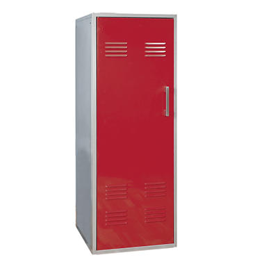 School Trends Red Storage Locker