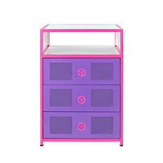 Dune Buggy Storage Chest - Pink
