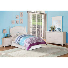 Wendy Full Size Bedroom Set in a Box