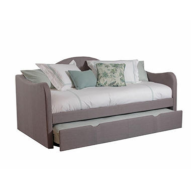 Upholstered Day Bed With Trundle Sam S Club