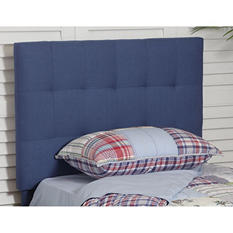 Button Tufted Twin Headboard - Choose Color
