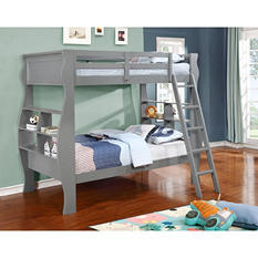 Casey Twin Bunk Bed - Select Color
