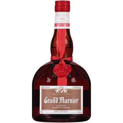 Grand Marnier Orange & Cognac Liqueur - 750ML