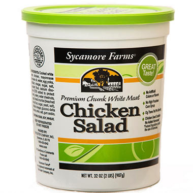 Sycamore Farms® Chicken Salad - 32 oz.