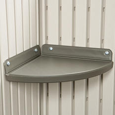 Lifetime Corner Shelves  - 2 pk.