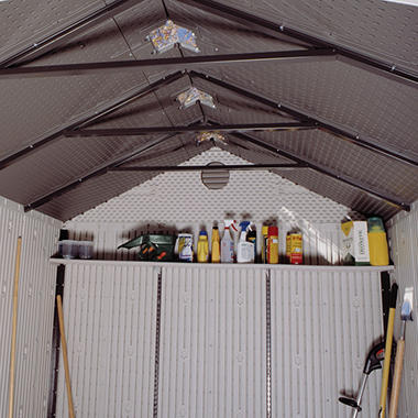 "90"" Lifetime� Shelf for All 8' Sheds"