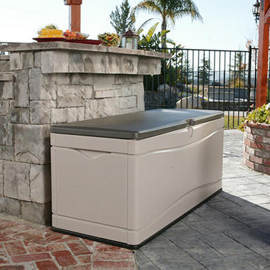 Lifetime� Deck/Storage Box- 130 gal.