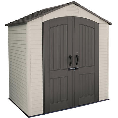 Lifetime® 7' x 4.5' Storage Shed
