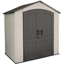 Lifetime 7' x 4.5' Storage Shed