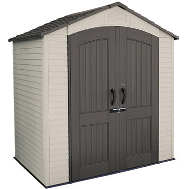 Outdoor Storage Shed - 7' x 4.5""