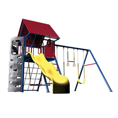 Lifetime® Swing Set/Play Set  Original Price $1893.00 Save $443.00