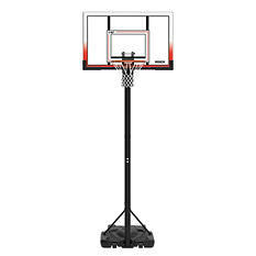 "Lifetime 52"" Shatter Guard Portable Basketball System"