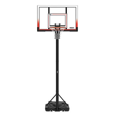 "Reebok Lifetime 52"" Shatter Guard Portable Basketball System"
