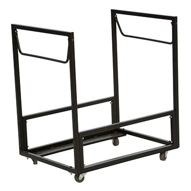 Lifetime Residential Chair Cart - Gray