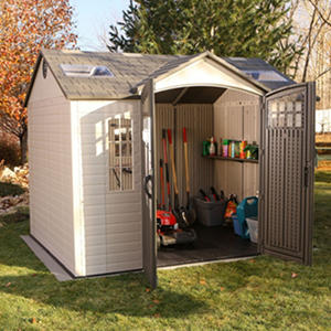 Lifetime 10' X 8' Garden Shed