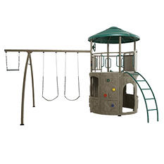 Lifetime Adventure Tower Playset