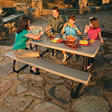 Lifetime Picnic Table - 6 ft.