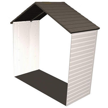 2.5' Lifetime� Extension Kit for 8' Storage Sheds