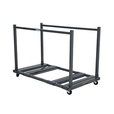 Lifetime Rolling Table Storage Cart