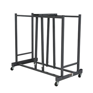 Lifetime Chair Storage Rolling Cart
