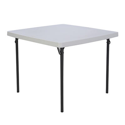 "Lifetime 37"" Card Table, Select Color"