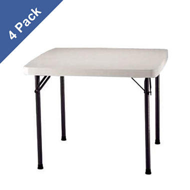 Lifetime® Folding Card Tables