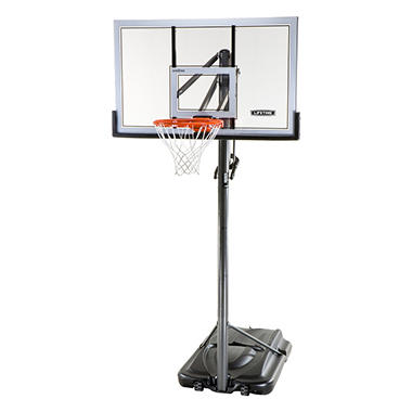 Lifetime Xl Base 54 Quot Portable Basketball System Sam S Club