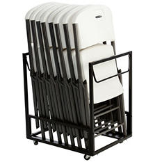 Lifetime Chair and Cart Combo
