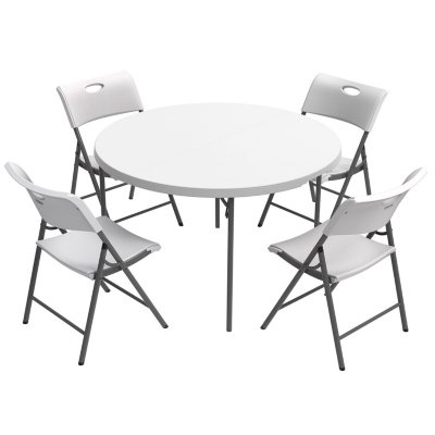 Folding Table & Chairs Sets