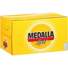 Medalla Premium Light Beer (7 fl. oz. bottles, 24 pk.)