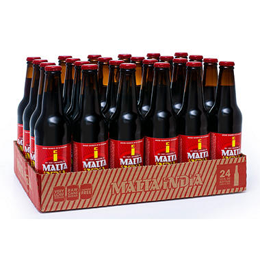 Malta India Malt Beverage (12 fl. oz., 24 pk.)