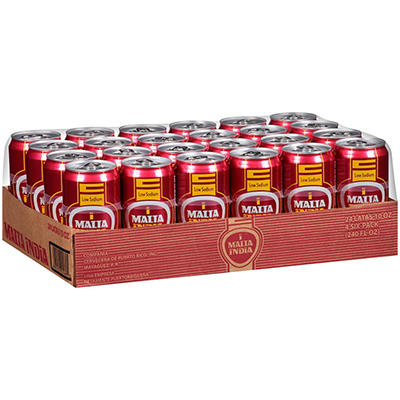 Malta India Malt Beverage (10 fl. oz., 24 pk.)