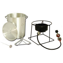 King Kooker 29 qt. Turkey Fryer Package