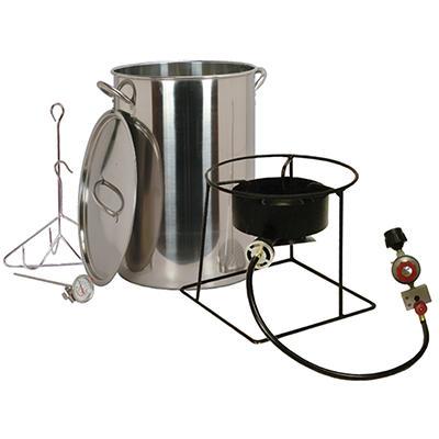 King Kooker Turkey Fryer with 30 qt. Stainless Steel Pot