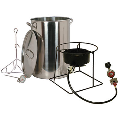 King Kooker Turkey Fryer with 30 qt. Stainless Steel Pot