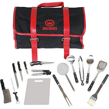 King Kooker Camping and Tailgating Utensil Set