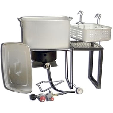 King Kooker Multi-Purpose Outdoor Cooker Package