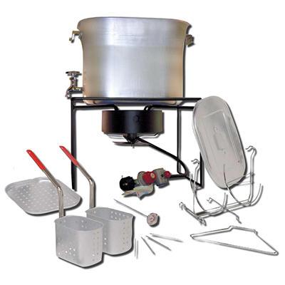 King Kooker Hot Tub Multi-Purpose Outdoor Cooker