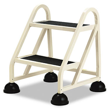 Cramer� Stop-Step Aluminum Ladder - 2 Step