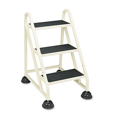 Cramer - 3-Step Stop-Step Aluminum Ladder - Beige