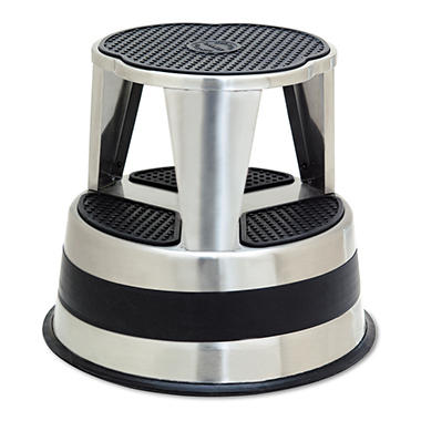 Cramer Original Stainless Steel Kik-step Stool