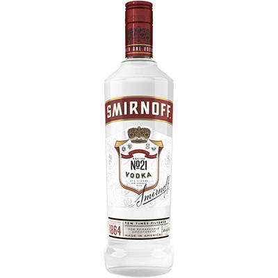 Smirnoff Vodka - 750ml