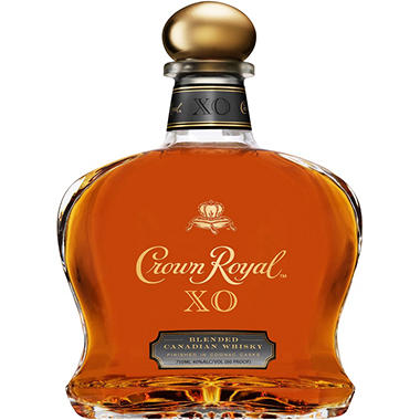 +CROWN ROYAL X.O. CANADIAN WHISKY 750