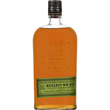 XOFFLINE+BULLEIT RYE WHISKEY 750ML
